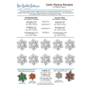 INSTRUCTIONS - Celtic Visions Star - left hand - PDF, INS-CVSTAR-L