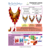 INSTRUCTIONS - Elemental Leaves - Right hand - PDF, INS-ELMNTL-R